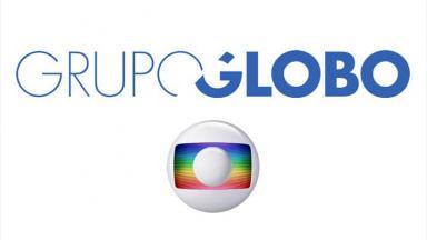 Logo da Globo e Grupo Globo