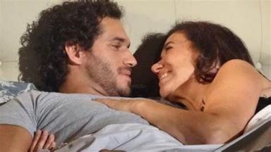 Paulo Rocha e Lília Cabral