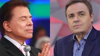 Silvio Santos e Gugu