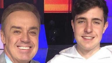 Gugu Liberato e João Augusto