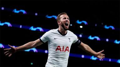 Harry Kane, atacante do Tottenham