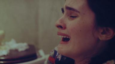 Valentina Herszage interpreta Hebe em série da Globo