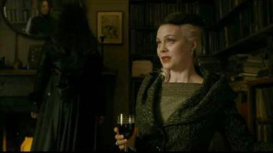Helen atuando em Harry Potter