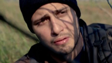Daniel Rocha como João Lucas no último capítulo da novela Império, em reprise na Globo