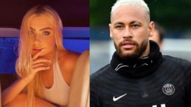 Jade Picon e Neymar