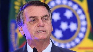 Jair Bolsonaro voltou a entrar em polêmica com a China
