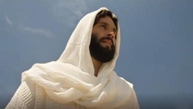 Cena da novela Jesus