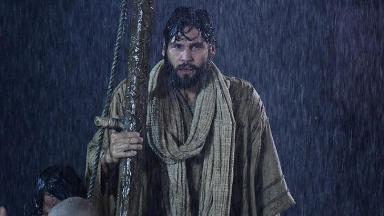 Jesus enfrenta o Mar