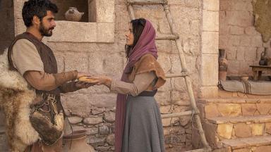 Queila e Eliás