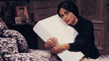 Joana Fomm interpretou a vilã Perpétua em Tieta, que está de volta no Globoplay