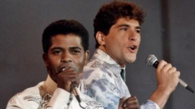 Show da dupla João Paulo e Daniel, sucesso entre os anos 1980 e 1990