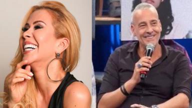 Joelma e Alexandre Borges