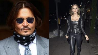 Johnny Depp e Sophie