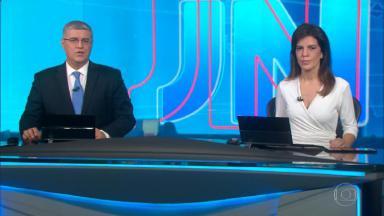 Jornal Nacional foi o programa mais visto da TV