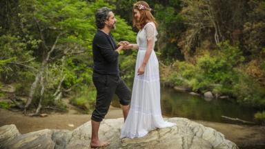 José Alfredo e Maria Isis
