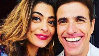 Juliana Paes e Reynaldo Gianecchini