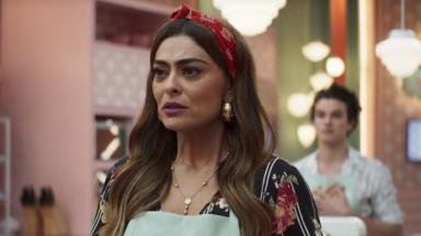 Juliana Paes viveu Maria da Paz, personagem central de A Dona do Pedaço