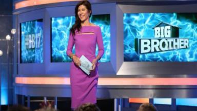 Julie Chen no comando do Big Brother