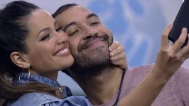 Juliette e Gil criticaram o presidente Jair Bolsonaro