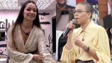 Juliette cantou Dona Cila no BBB21 e comoveu Maria Gadú, como relatou a artista no Altas Horas