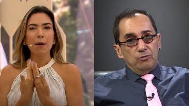 Patrícia Abravanel criticou Jorge Kajuru