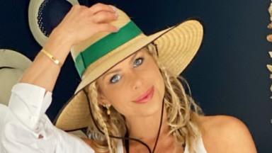 Karina Bacchi faz 45 anos