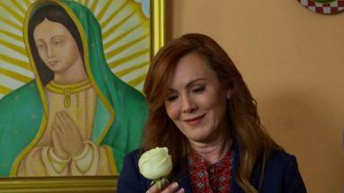 Cena de La Rosa de Guadalupe
