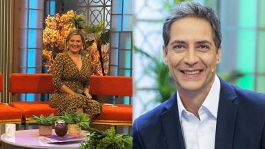 Luís Ernesto Lacombe e Joice