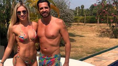 Latino e Jéssica Rodrigues viveram por um ano e oito meses