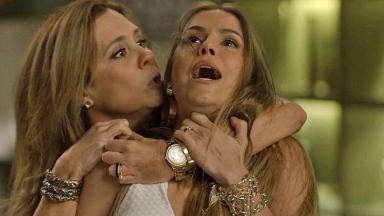 Briga feia de Karola e Laureta