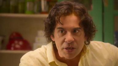 Leandro Hassum no seu filme da Netflix