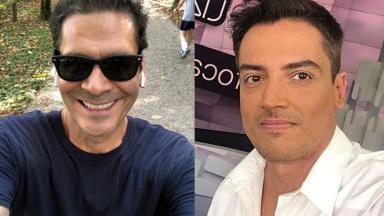 Leo Dias e Elias Abrão
