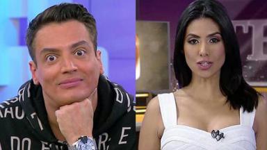 Leo Dias e Flávia Noronha