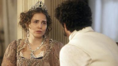 Leopoldina e Pedro em Novo Mundo