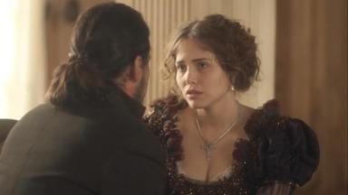 Leopoldina e Bonifácio em Novo Mundo