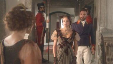 Leopoldina e Domitila em Novo Mundo