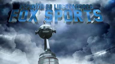 Taça Libertadores arte Fox Sports