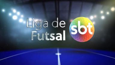 Liga de futsal SBT