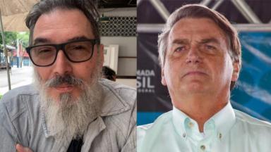 Lobão fez críticas a Jair Bolsonaro em entrevista divulgada neste sábado (3)
