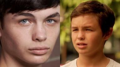 Logan Williams morreu aos 16 anos, de overdose, após anos de dependência química