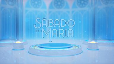 Logotipo Sábado com Maria