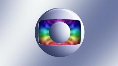 Logotipo da Globo em vinheta do canal