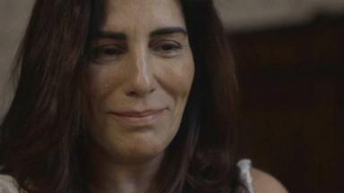 Lola chorando em Éramos Seis