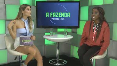 Flávia Viana e Luane Dias