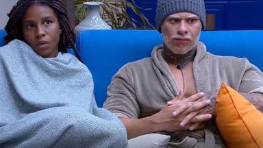 Luane diz a Stronda que não quer se apegar a ninguém