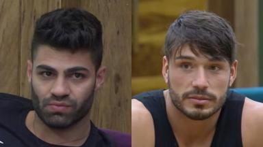 Netto Rodrigo detonou Lucas Viana no reality show A Fazenda 11