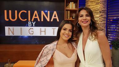 Emilyl Araújo e Luciana Gimenez