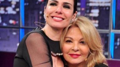 Luciana Gimenez e Vera