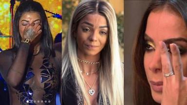 Ludmilla, Brunna Gonçalves e Anitta