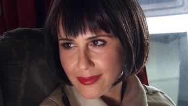 Guilhermina Guinle como Luisa na novela Ti Ti Ti, em reprise na Globo